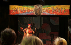 San Francisco Mime Troupe's 50th Anniversary Birthday Bash