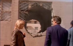 Nash Bridges Revisited: Javelin Catcher