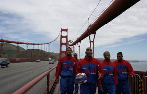 Globetrotting Across the Golden Gate