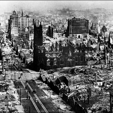 SF Marks 107th Anniversary Of 1906 Quake