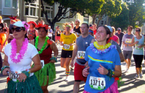"War On Fun: SFPD Chief Says That Nudity's ""Not Okay"" At Bay To Breakers This Year"