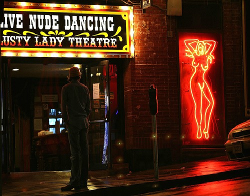 Lusty Lady Dancers Counting Down Final Two Weeks