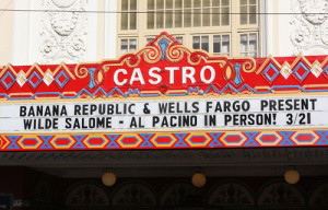 Appealing Events: Al Pacino And Tony Kushner At The Castro