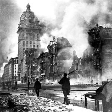 Celebrate 107 Years Since The Great 1906 Earthquake And Fire This Week