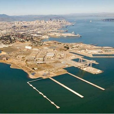 As Officials Celebrate Historic Hunters Point Project Groundbreaking, Job Advocate Group Protests