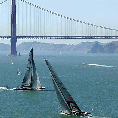 America's Cup: Team New Zealand Loses Sail, Still Wins Race