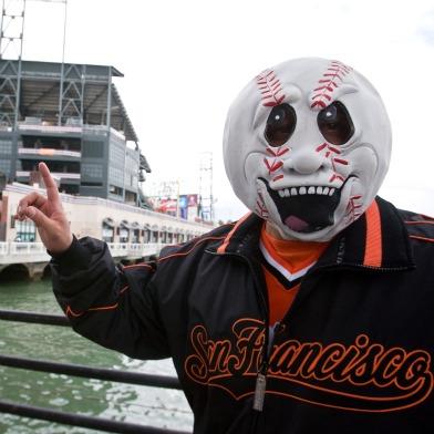 Giants Raise World Series Flag At Home Opener