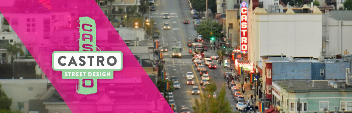 Check Out The Plan For Castro Street's New Design Tuesday Night