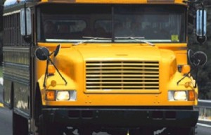 Motorcyclist Injured in Crash With School Bus