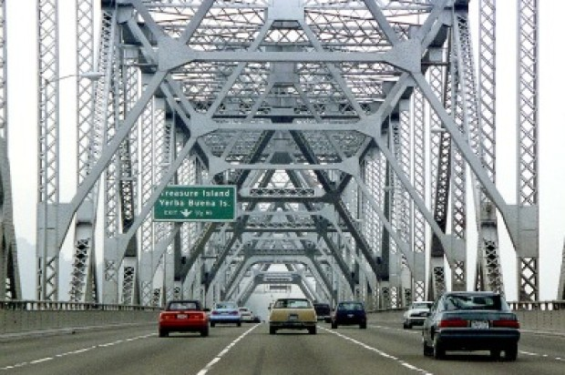"Three Year, $240 Million Process To Dismantle Old Eastern Span Of Bay Bridge Requires ""Very Careful Thought"""