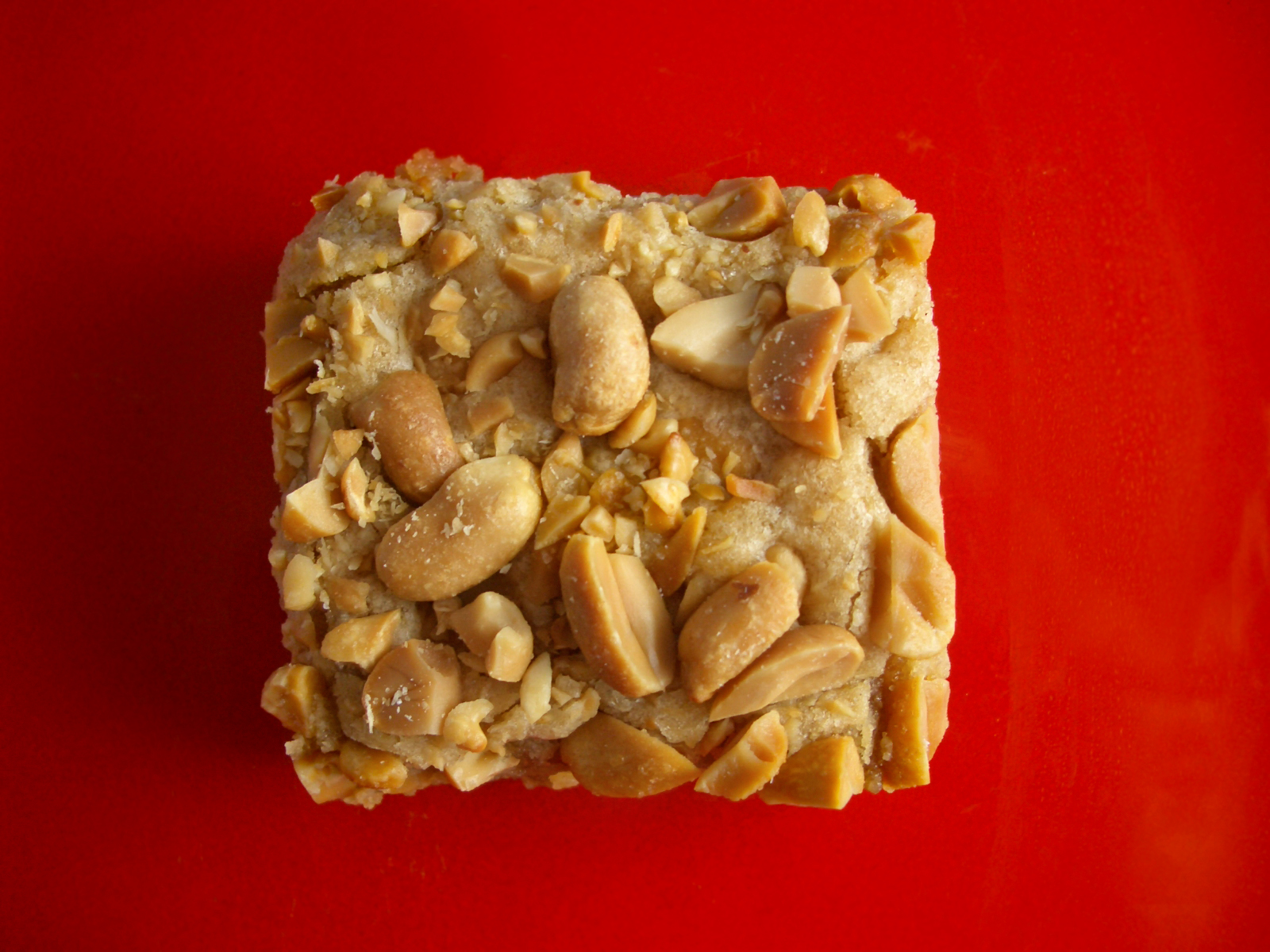 Goodies by Anna: Peanut Butter Smoothie Bars