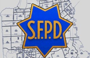 SFPD Patrol Car And Suspect In Armed Robbery Collide In Outer Sunset
