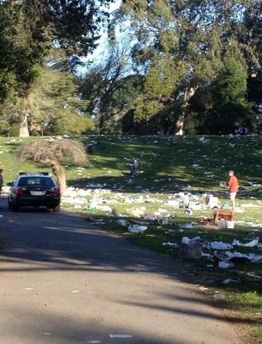 Estimated Costs For 4/20 Cleanup Rise To $15,000