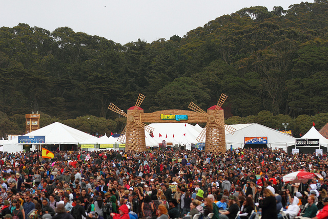 2013 Outside Lands Lineup Announced: Paul McCartney, RHCP, NIN, Phoenix to Headline