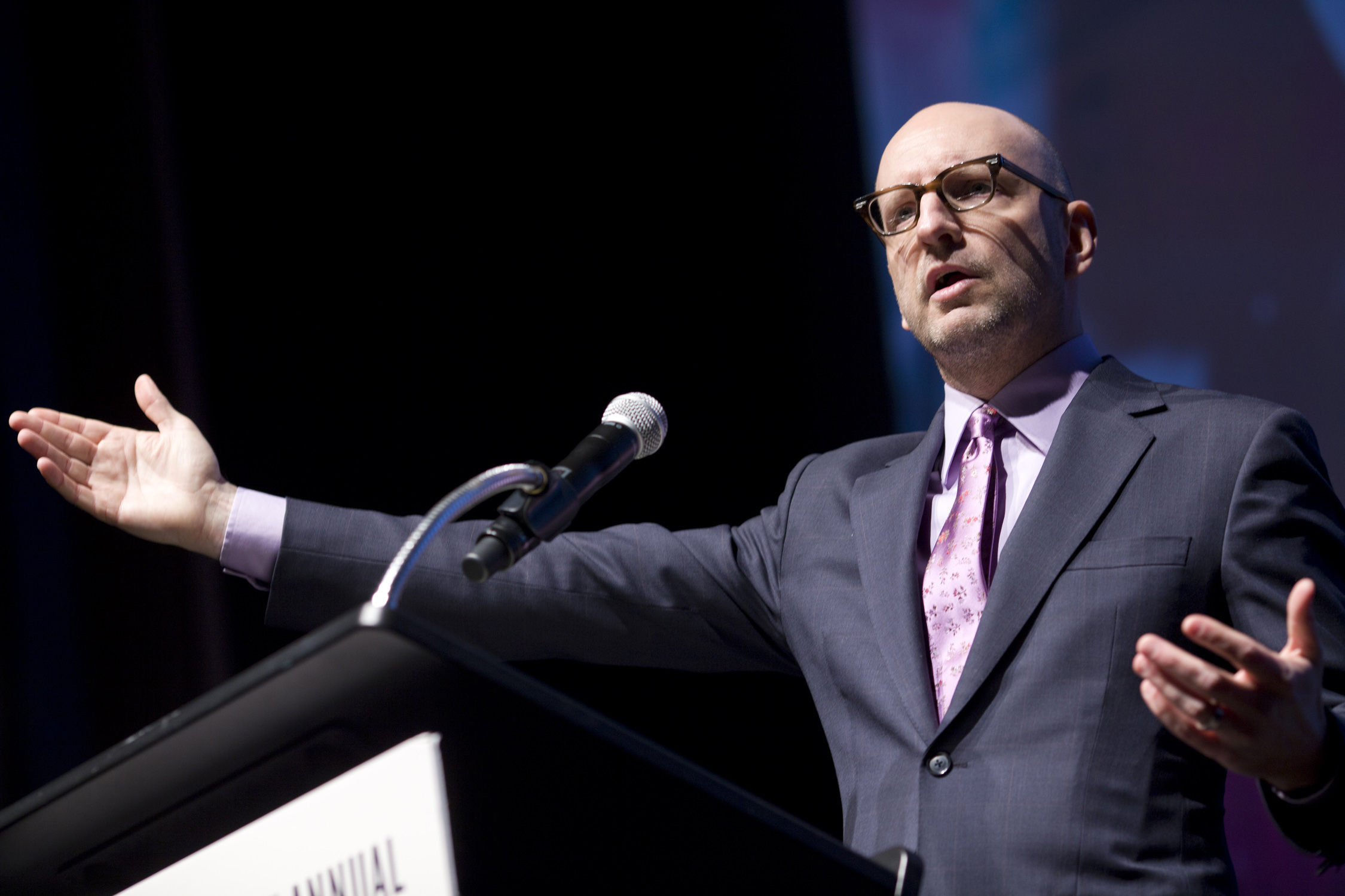 SFIFF: Steven Soderbergh's State of Cinema Address Takes On Studios, Calls Out Online Piracy