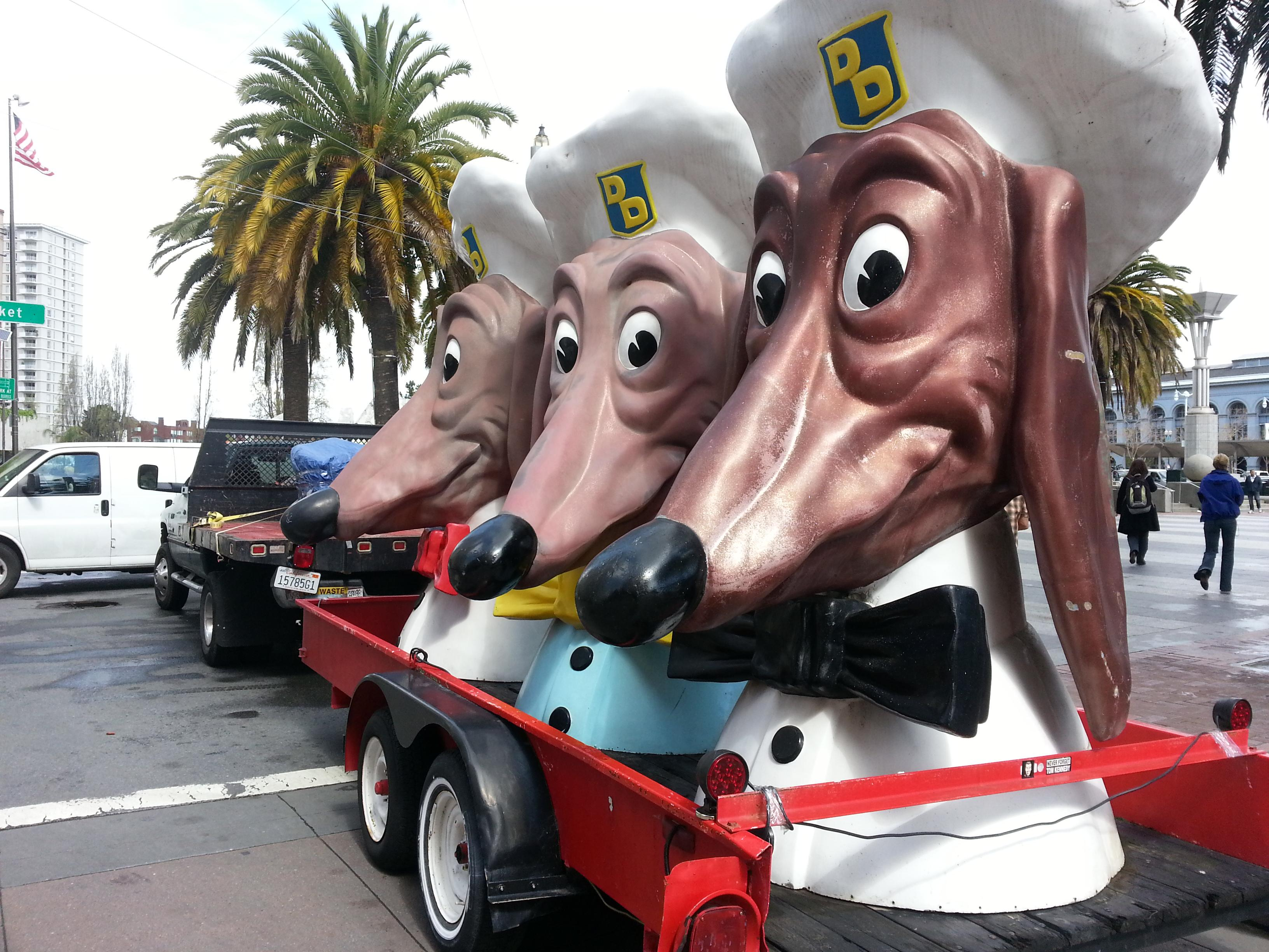 Hundreds Turn Out For St. Stupid's Day Parade