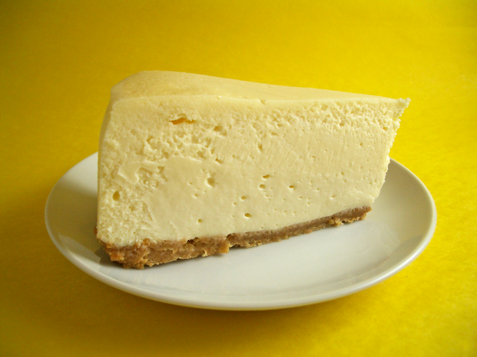 Goodies by Anna: New York Cheesecake