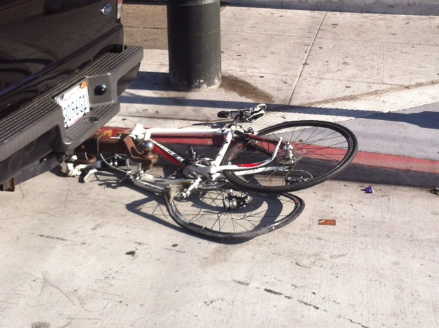 Medical Examiner Identifies Cyclist Killed In Collision With Recology Truck