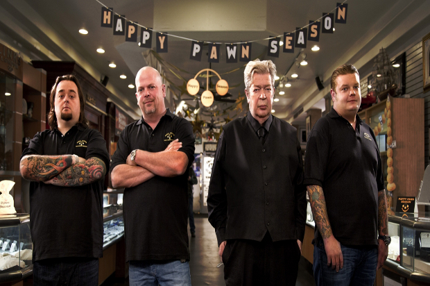 Appealing TV: Pawn Stars, The Killing, and Space Warriors