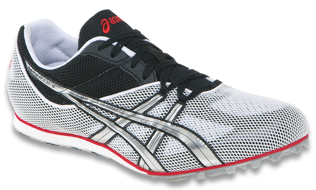 Smokin' Fast: Not Actually a Review of the Asics Hyper LD 4 Track Shoe