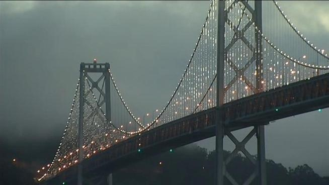 Big Bash Thursday Night To Celebrate One Year Of Bay Bridge Light Show, New Push To Keep It Going To 2026