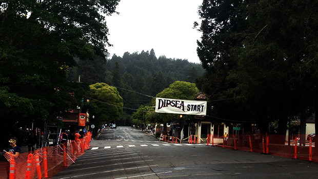 Smokin' Fast: Risk, Reward and the Dipsea Race