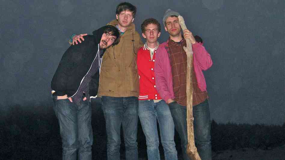 Punk Prose: Parquet Courts Plays the Rickshaw Stop