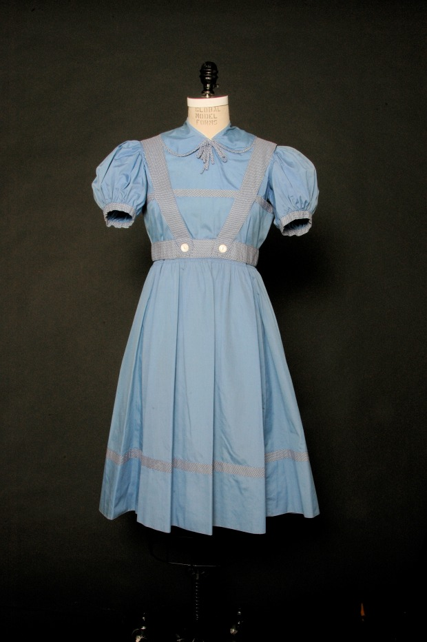 Bay Area Collector's Dress From The Wizard of Oz Sells For $300,000
