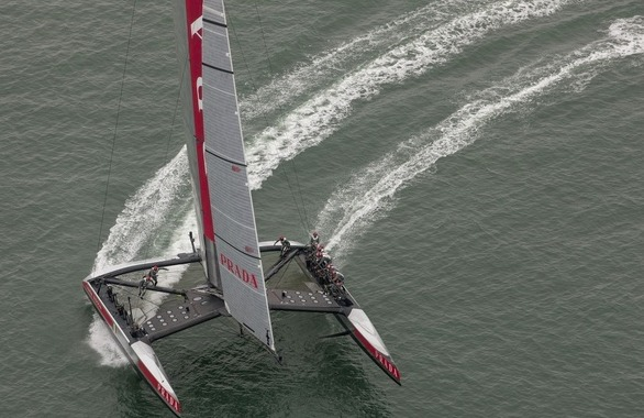 Tragedy, Controversy, And A $7 Million Cost For SF: America's Cup Finals Begin Saturday