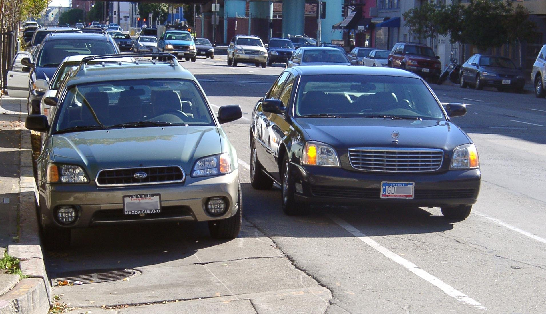 "Supe: ""I've lived in San Francisco for 16 years and I've never seen a double parking ticket issued"""