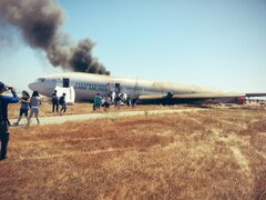 Asiana Airlines Admits Pilot Errors In Fatal SFO Crash, Also Blames Air Traffic Control And Plane's Warning System
