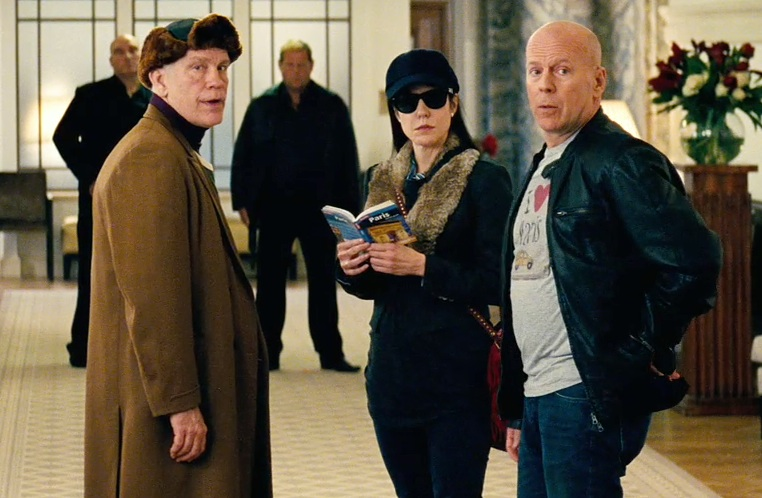 RED 2: Paint By Numbers