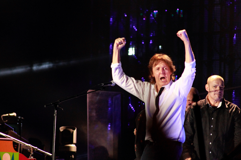 "Lasers And Fireworks Promised In Paul McCartney's ""Farewell to Candlestick: The Final Concert"""