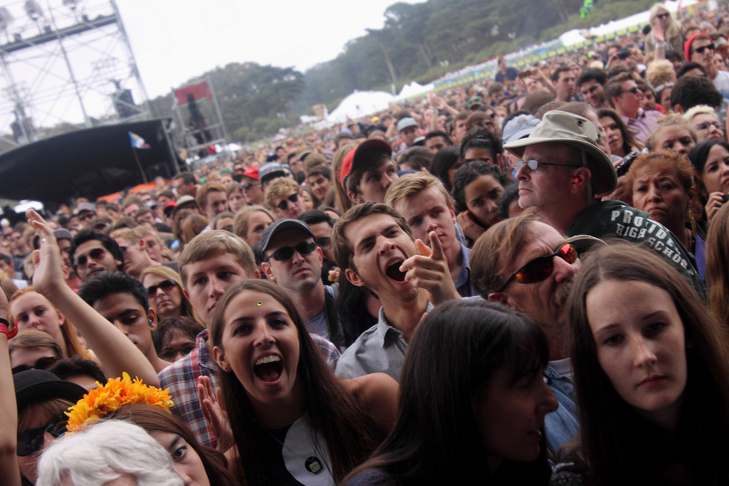 Outside Lands Love: Our Top Five Missed Connections From The Fest
