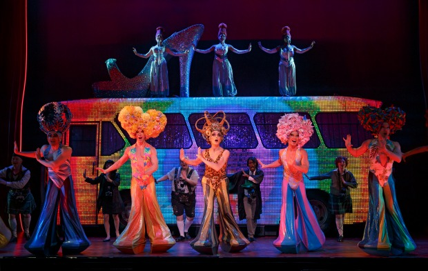 Sparkly But Standard: Priscilla, Queen of the Desert: The Musical