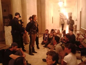 Mayor Refuses To Meet With CCSF Supporters, 26 Arrested