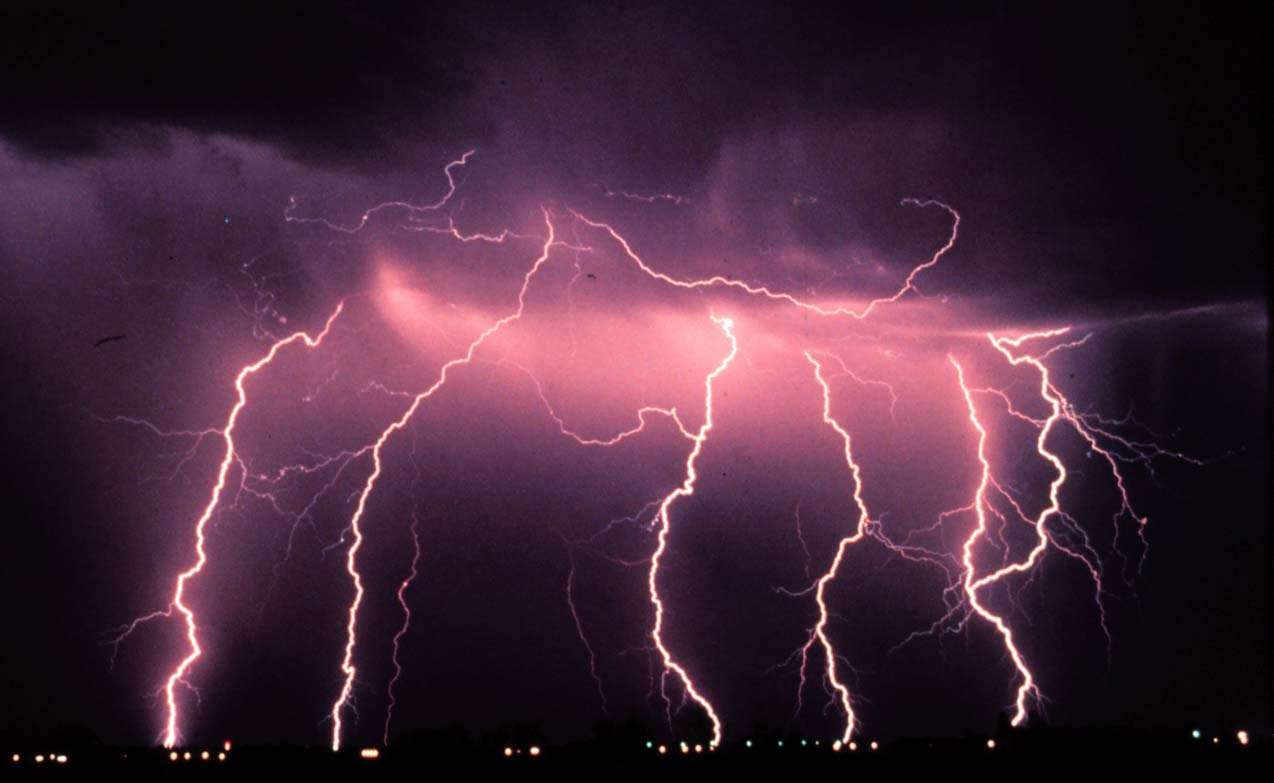 More Lightning Expected To Strike Bay Area Tuesday Afternoon, Evening