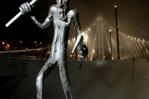 Transportation Officials Remain Mum On Location Of New Bay Bridge Troll
