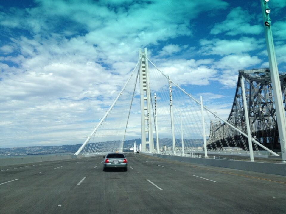 Caltrans Officials Say They Can't Figure Out Why The Bay Bridge Is Leaking