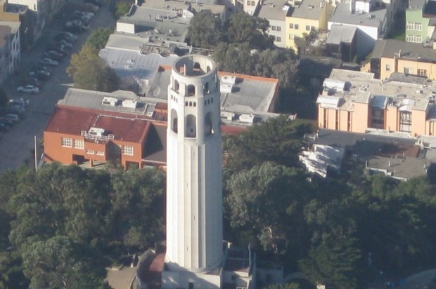 Starting Monday, Coit Tower Will Be Closed For At Least Five Months