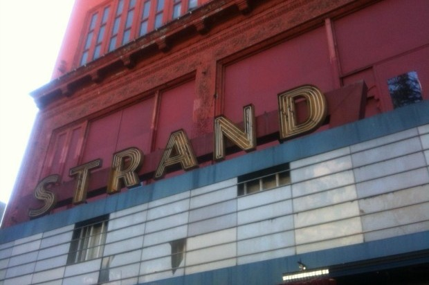 Renovation Begins On Historic Mid-Market Theater