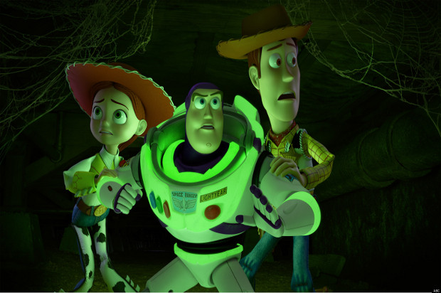 Appealing TV: Toy Story of Terror, The Biggest Loser, Reign, and The White Queen