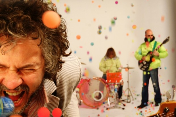 Shifting Aesthetics: The Flaming Lips Play The Bill Graham Civic Auditorium