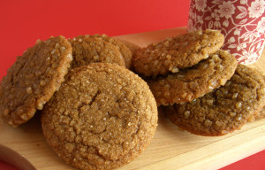 Goodies by Anna: Old Fashioned Gingersnaps