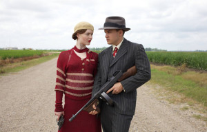 Appealing TV: Best Funeral Ever, Mob City, Bonnie and Clyde. And Specials. Christmas Specials.