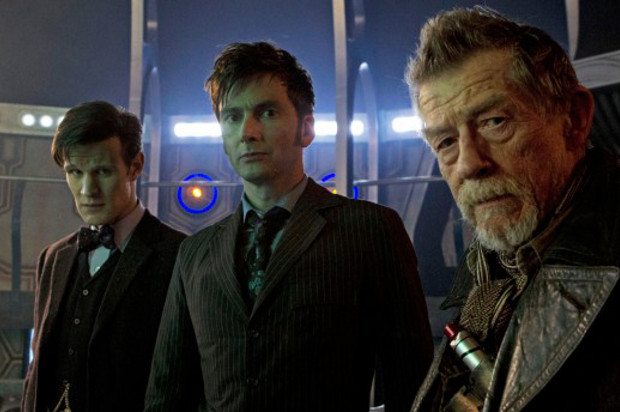 Appealing TV: The League, Nikita, The 50th Anniversaries of the JFK Assassination, and Doctor Who. Coincidence? I Think Not.