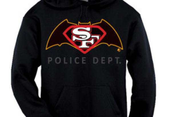 Son Of SFPD Chief Raises $30,000 For Make-A-Wish With Batkid T Shirts