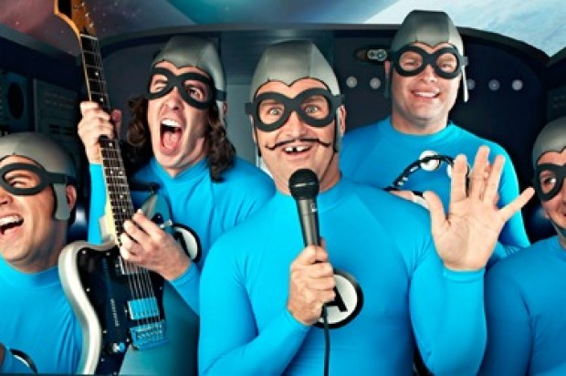 Appealing Events: The Aquabats at Slim's