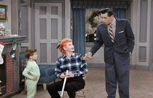 Appealing TV: Mermaids, Kathy Griffin, Beavers, and I Love Lucy (in color!)