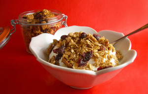 Goodies by Anna: Homemade Granola